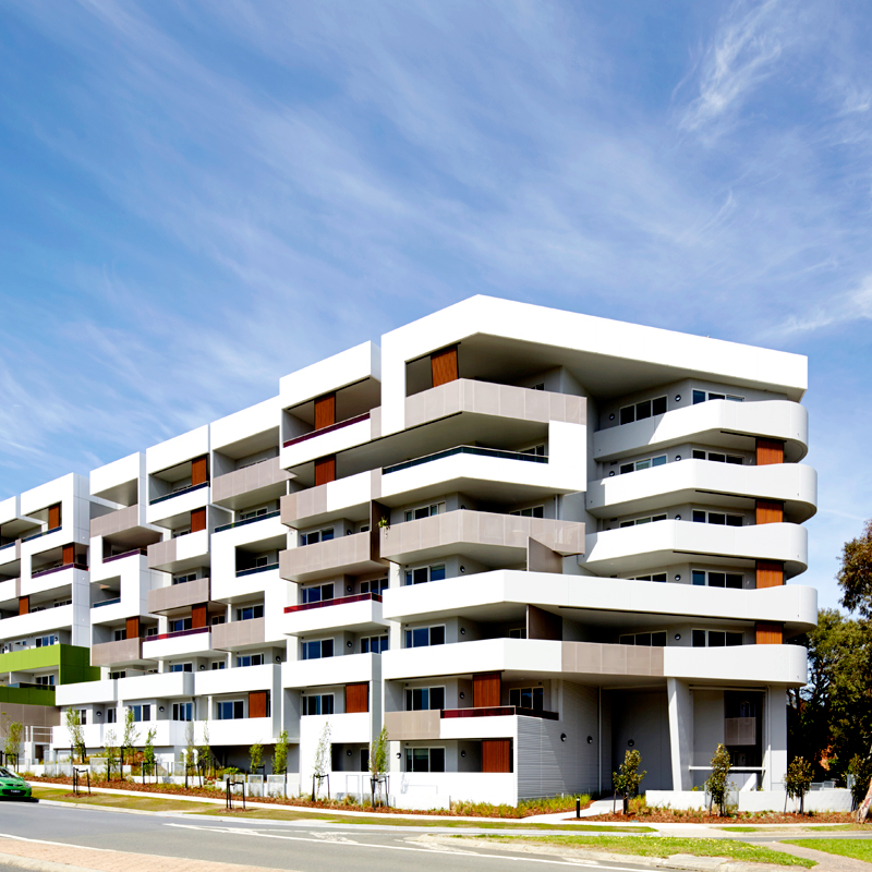 Privately Owned Apartments: Ashwood Chadstone Gateway Project