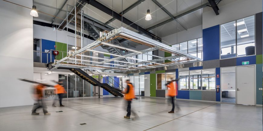 PICAC Geelong training campus