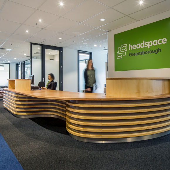 Headspace Greensborough youth centre