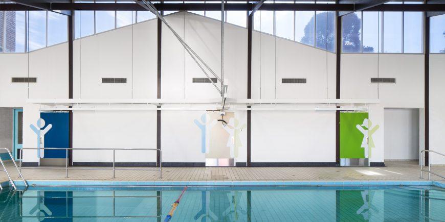 Glenallen School Stage 1 pool deck redevelopment