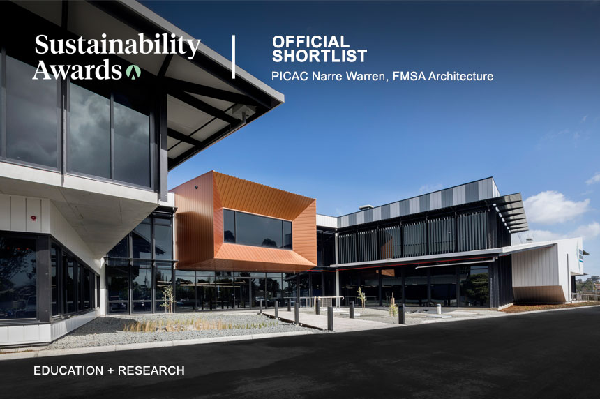 PICAC Sustainability Awards
